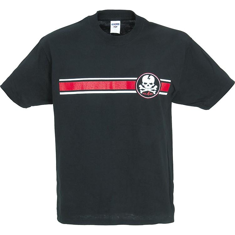 Gear OneRacer Horizontal T-ShirtBlackLarge