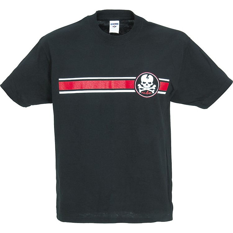Gear OneRacer Horizontal T-ShirtBlackMedium