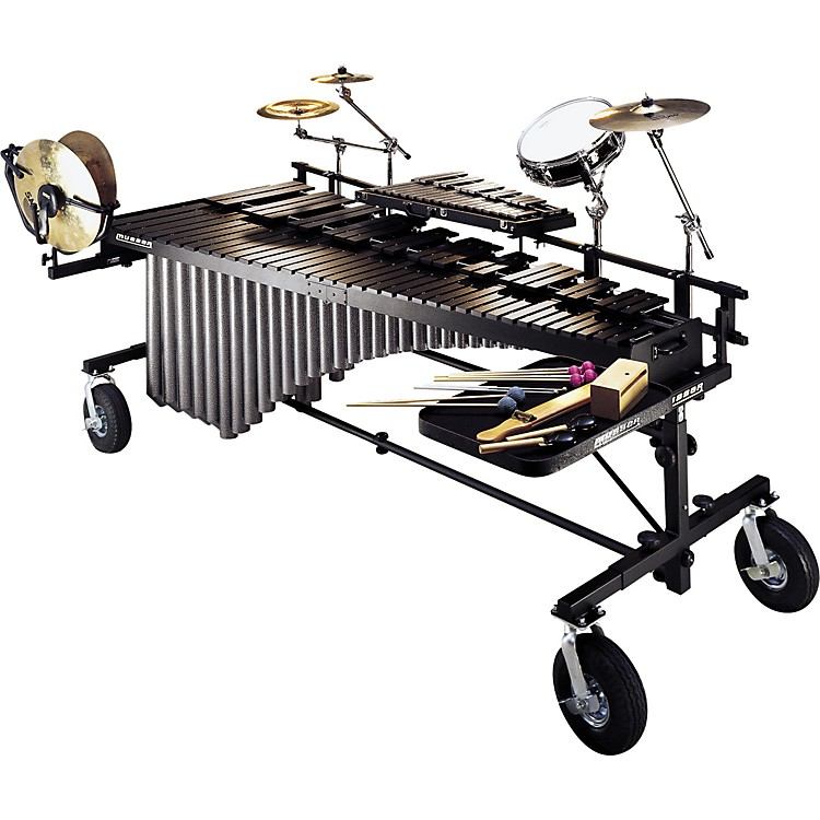 Musser Rack System for M501 Coliseum Cart
