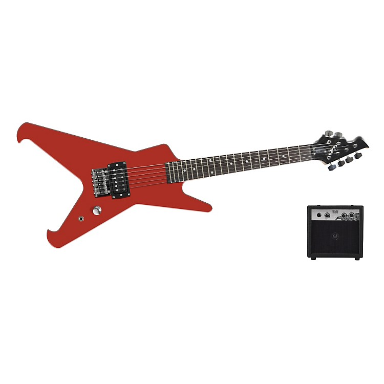 First Act Rad X Electric Guitar Value Pack
