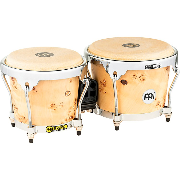 MeinlRadial 5-Ply Wood Construction Bongos
