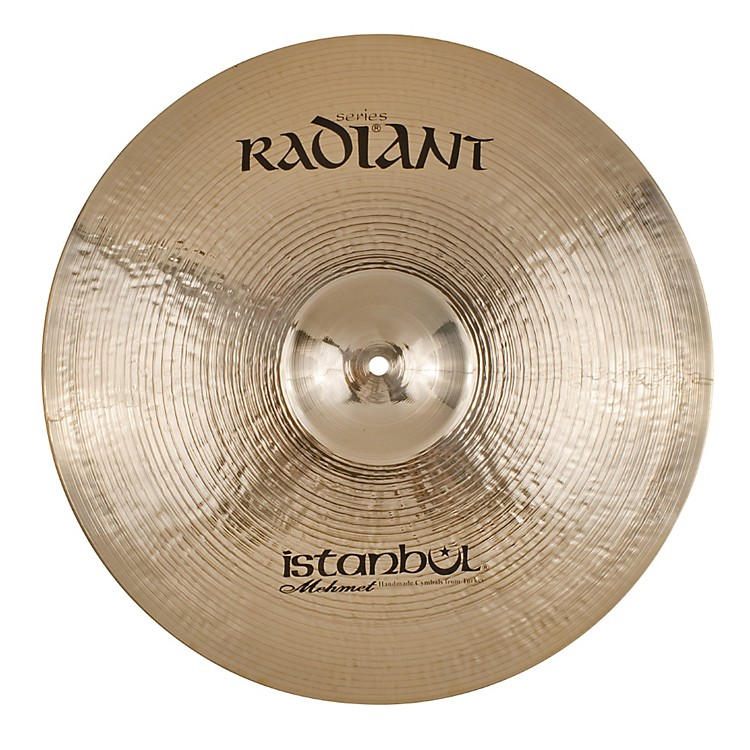 Istanbul Mehmet Radiant Series Medium Ride 20 in.