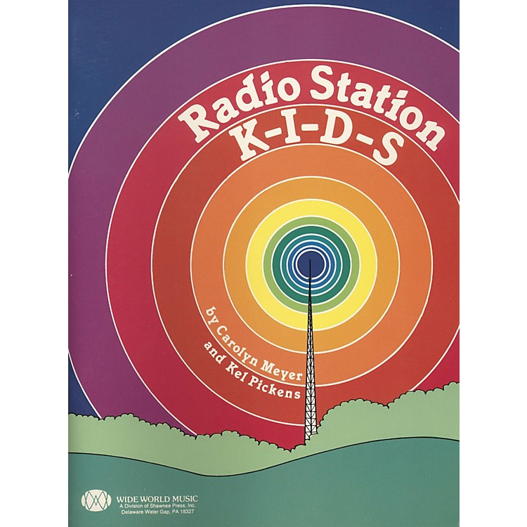 Shawnee Press Radio Station KIDS Student Book 5-Pack