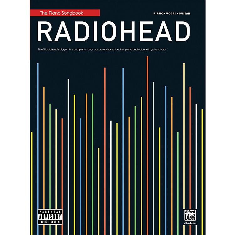 Hal LeonardRadiohead - Piano Songbook