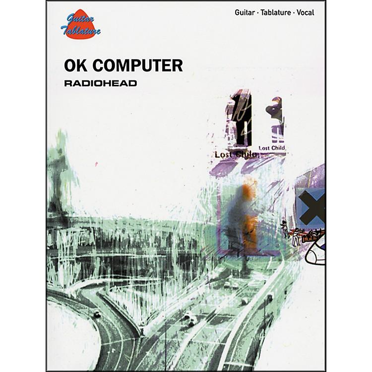 AlfredRadiohead OK Computer Guitar TAB