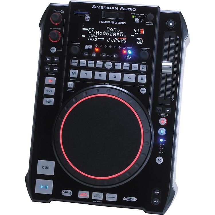 American AudioRadius 3000 - CD/MP3 Media Player