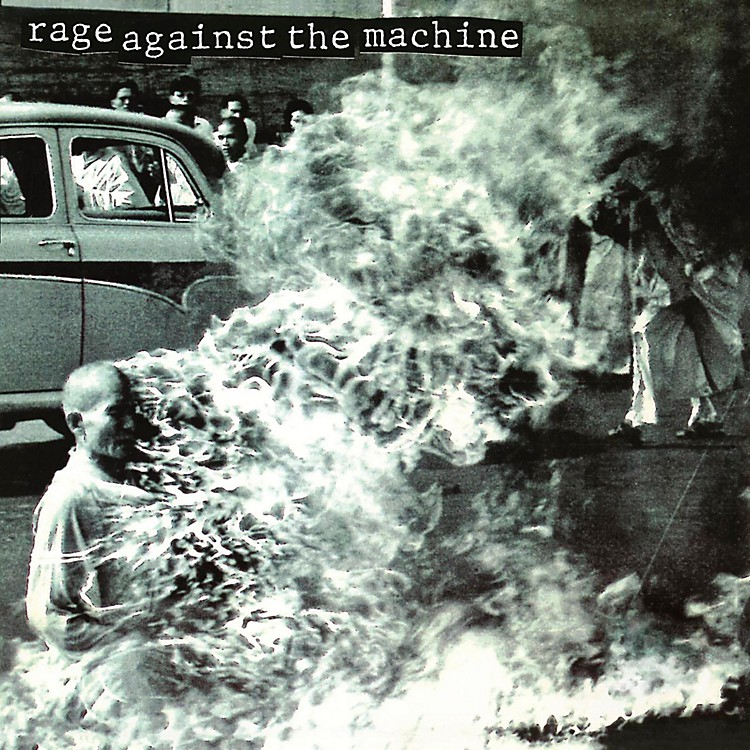 SonyRage Against The Machine (Picture Disc)