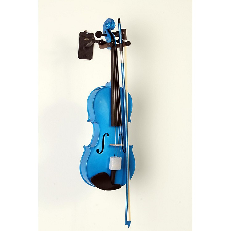 Bellafina Rainbow Series Blue Violin Outfit 3/4 Size 888365830858