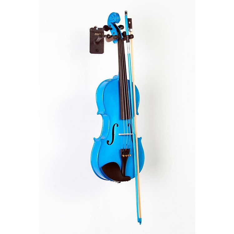 Bellafina Rainbow Series Blue Violin Outfit 4/4 Size 888365670225
