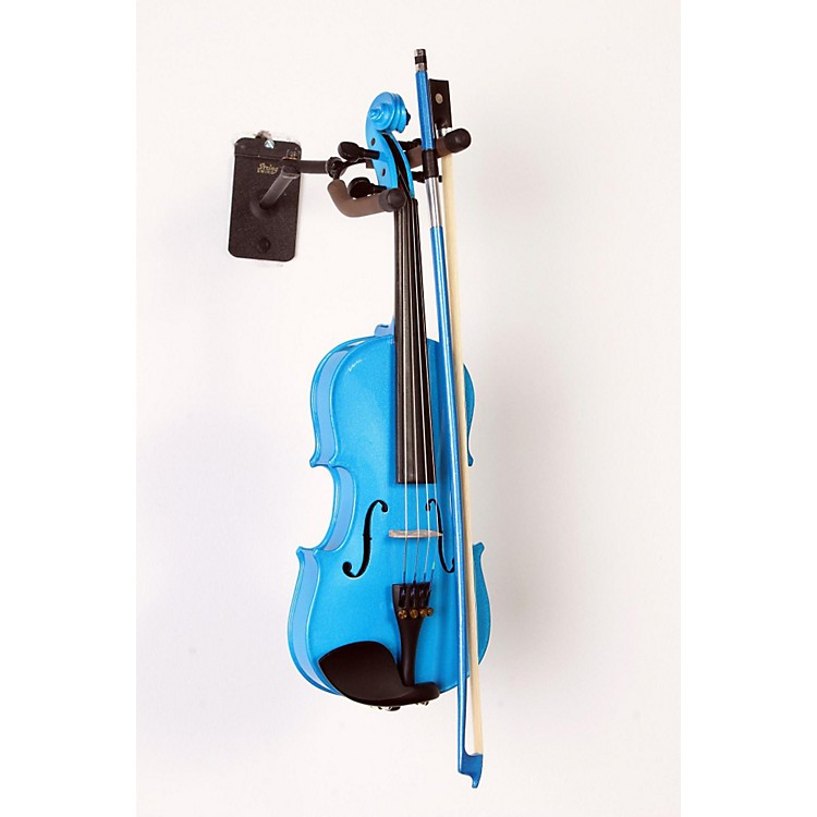 Bellafina Rainbow Series Blue Violin Outfit 1/2 Size 888365840901