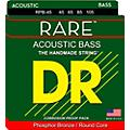 DR Strings Rare Phosphor Bronze Acoustic Bass Strings