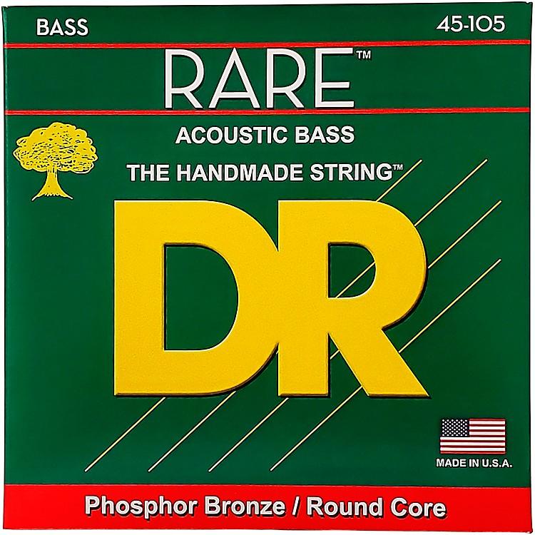 DR StringsRare Phosphor Bronze Acoustic Bass Strings