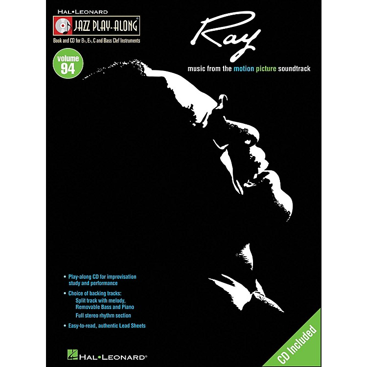 Hal Leonard Ray Jazz Play-Along Volume 94 Book/CD