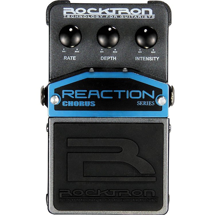 Rocktron Reaction Chorus Guitar Effects Pedal