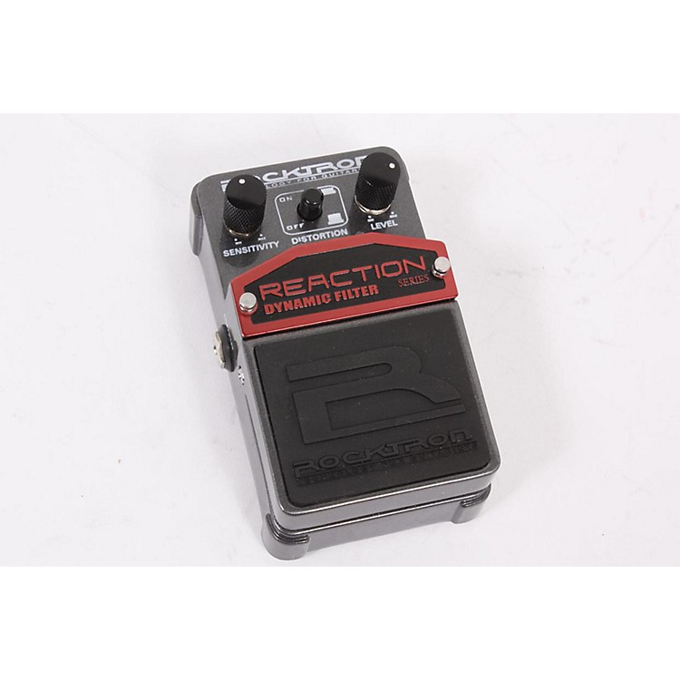 Rocktron Reaction Dynamic Filter Guitar Effects Pedal Regular 886830947216