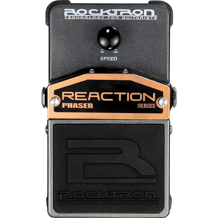RocktronReaction Phaser Guitar Effects Pedal