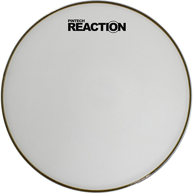 Pintech Reaction Series Mesh Bass Drum Head 20 in. White