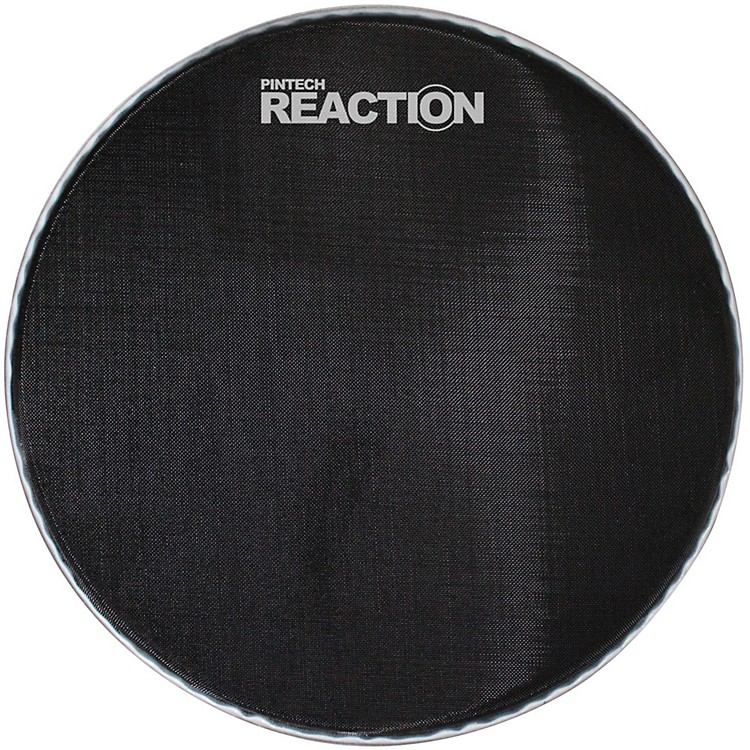 PintechReaction Series Mesh Bass Drum Head22 in.Black