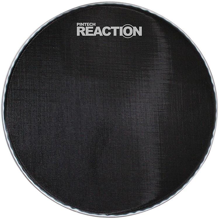 PintechReaction Series Mesh Head8 in.Black