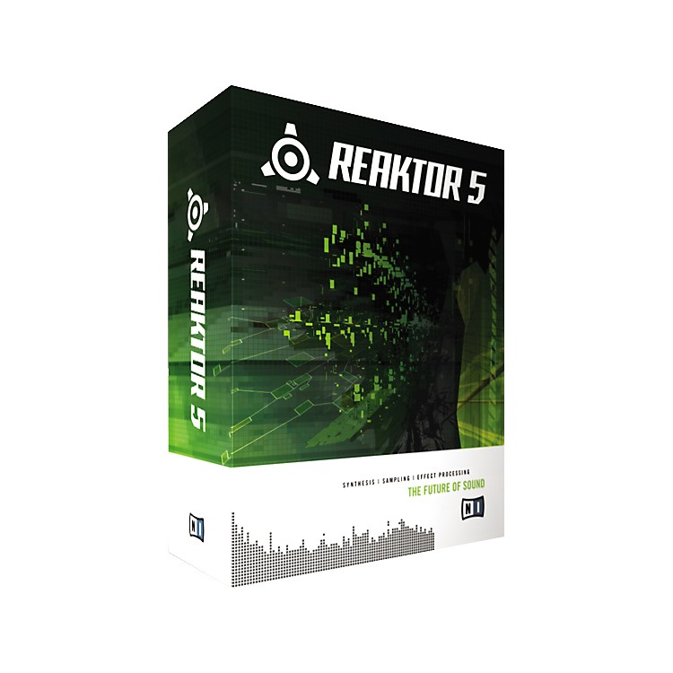 Native Instruments Reaktor 5 Upgrade