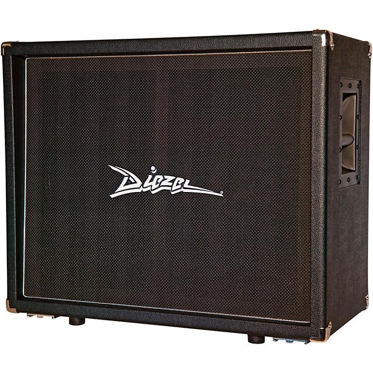 DiezelRearloaded Vintage 120W 2x12 Guitar Speaker Cabinet