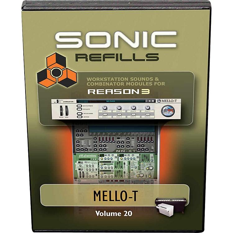 Sonic RealityReason 3 Refills Vol. 20: Mello-T