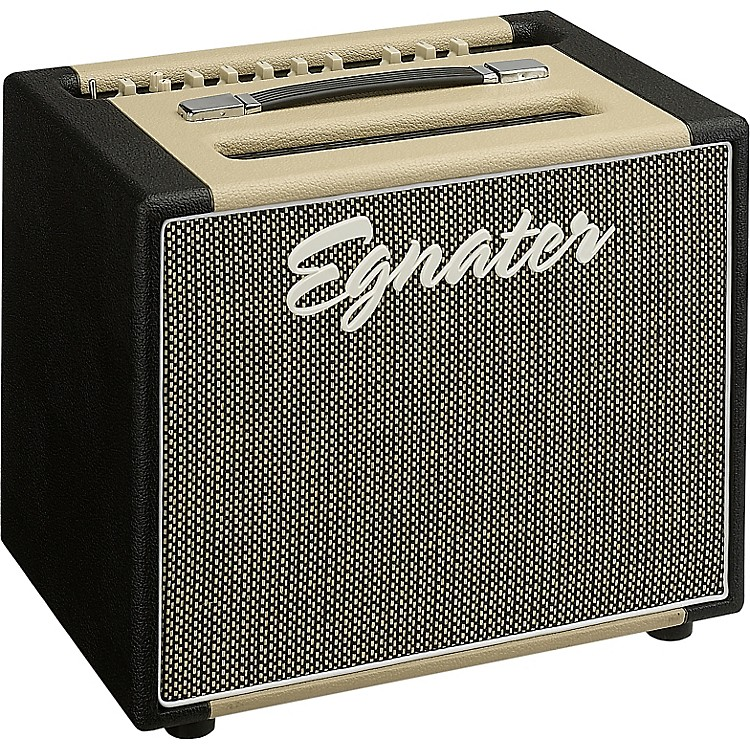 Egnater Rebel-30 112 1x12 30W Tube Combo Guitar Amp Black, Beige