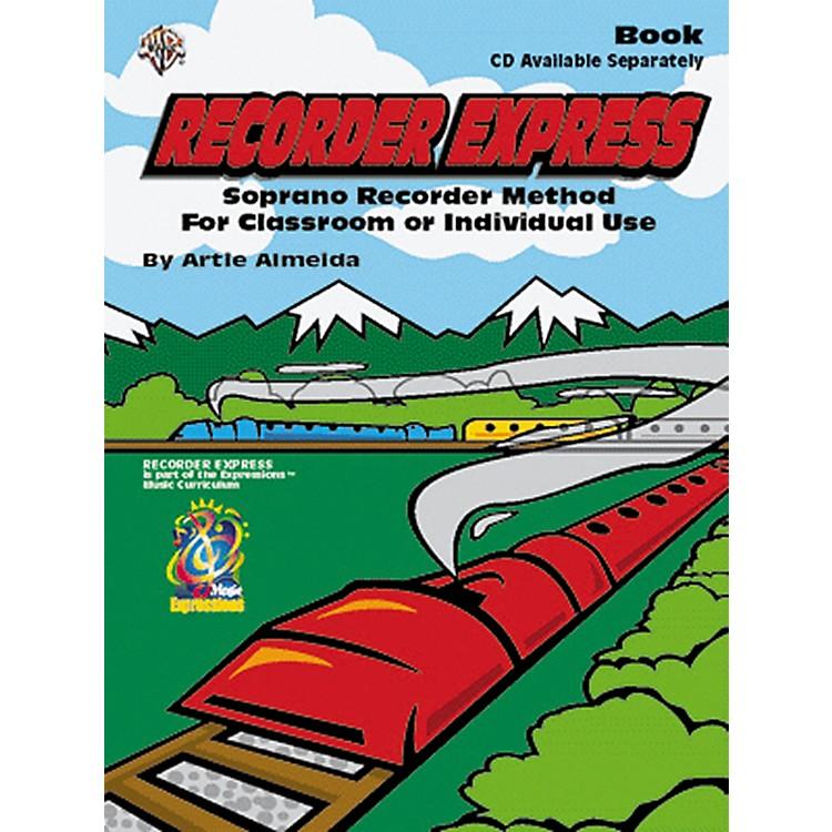 AlfredRecorder Express Beginning Method Book