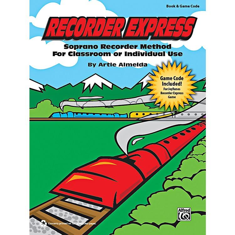 AlfredRecorder Express Book & Game Code