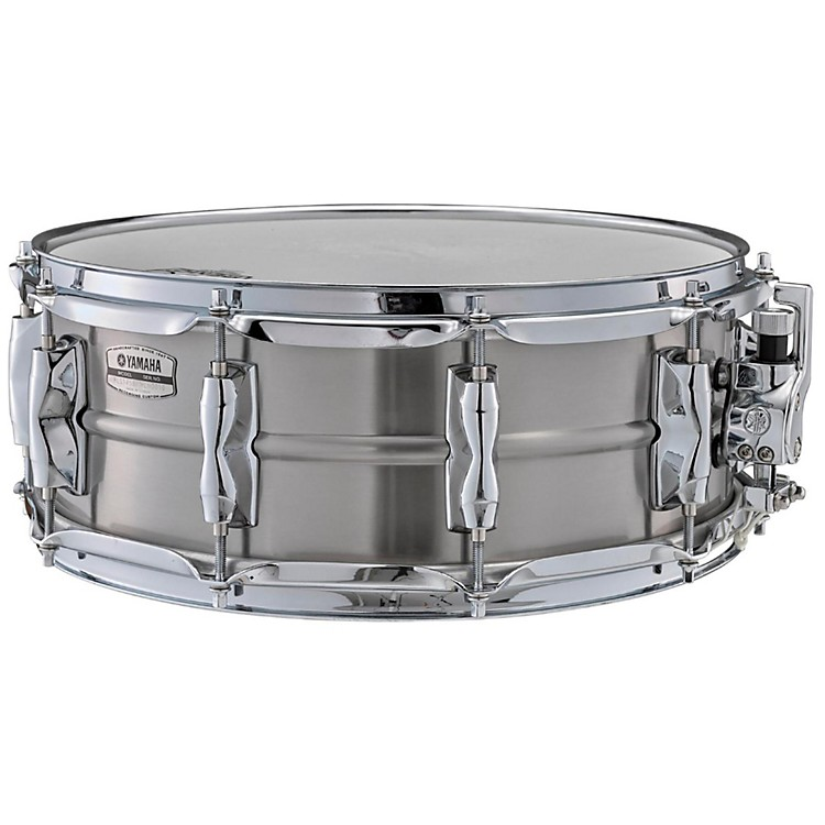 YamahaRecording Custom Stainless Steel Snare Drum14 x 5.5 in.
