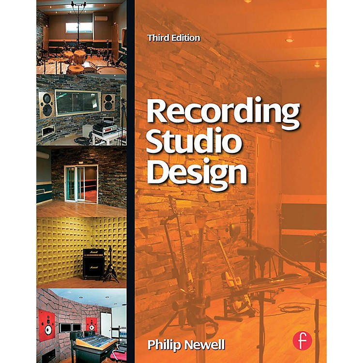 Hal LeonardRecording Studio Design