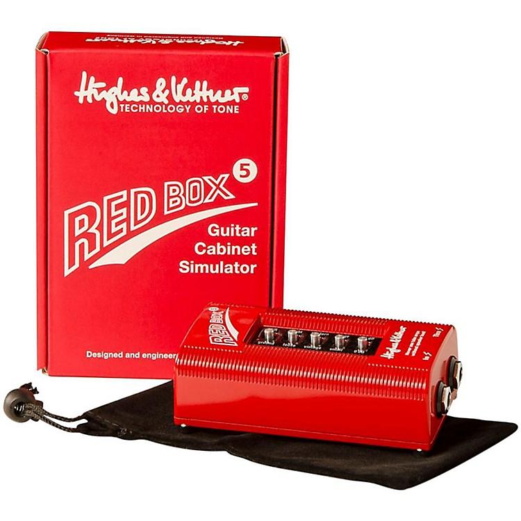 Hughes & KettnerRed Box 5 Classic DI and Amp Simulator