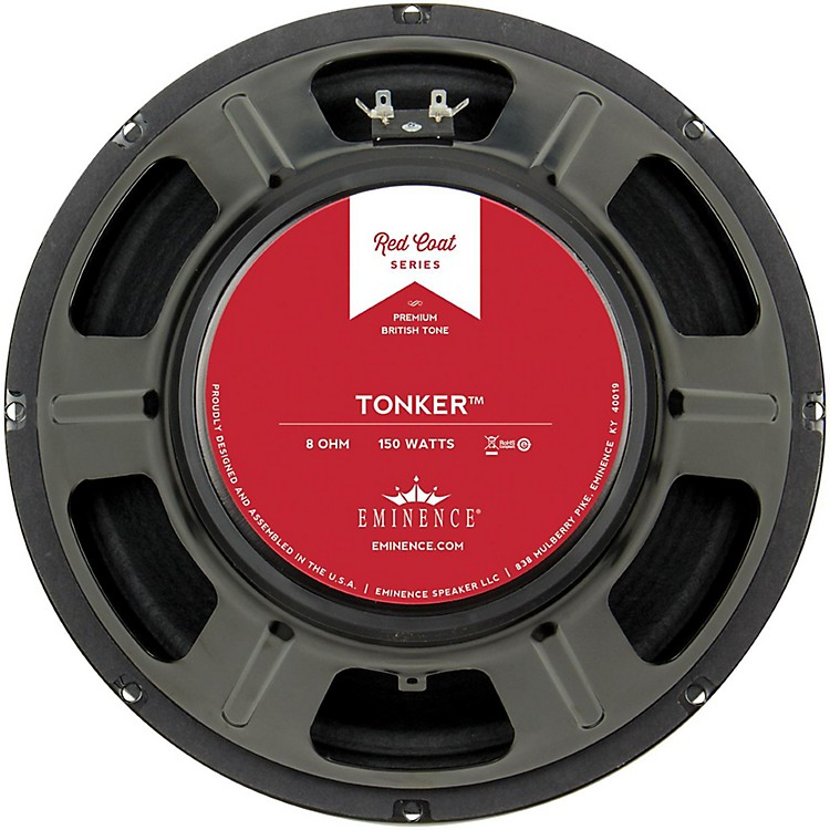 Eminence Red Coat The Tonker 12
