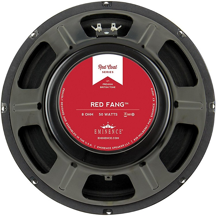 Eminence Red Fang 12
