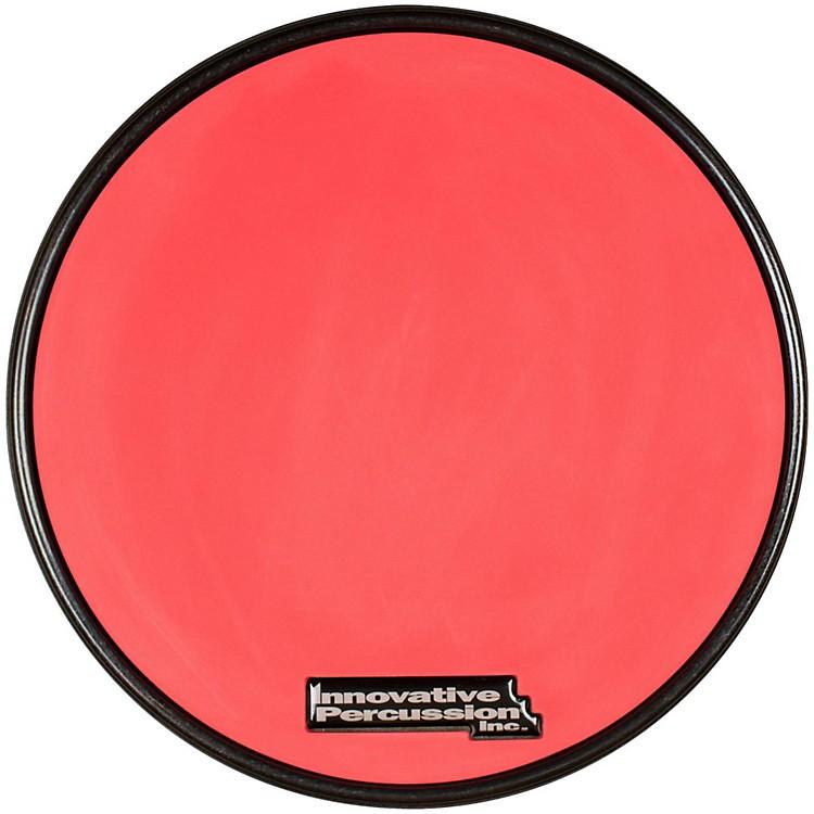 Innovative PercussionRed Gum Rubber Pad with Rim11.5 in.