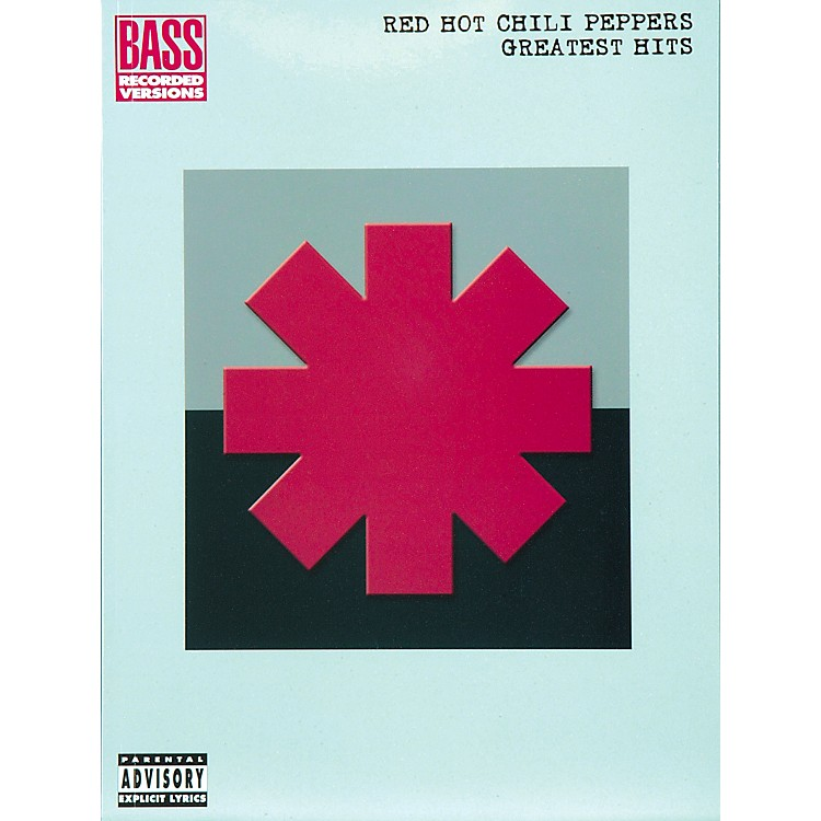 Hal LeonardRed Hot Chili Peppers Greatest Hits Bass Guitar Tab Songbook