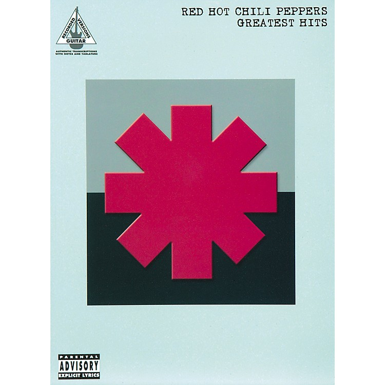 Hal LeonardRed Hot Chili Peppers Greatest Hits Guitar Tab Songbook