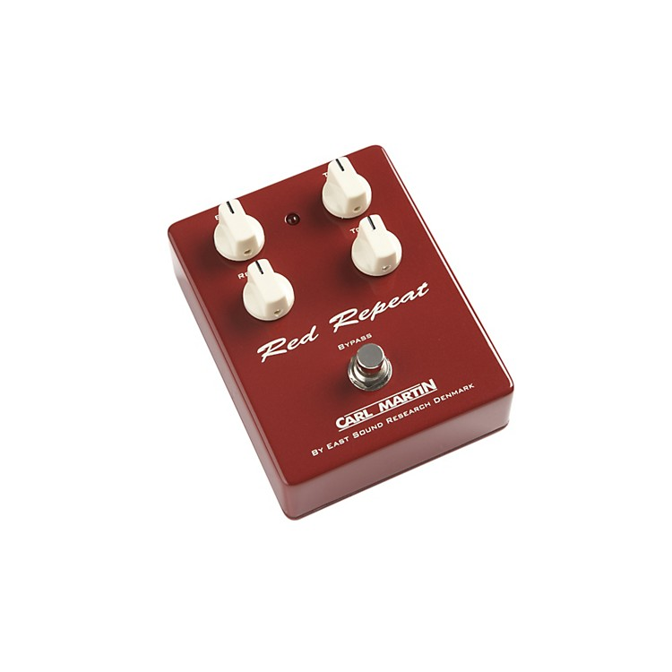 Carl Martin Red Repeat Delay Version II Guitar Effects Pedal