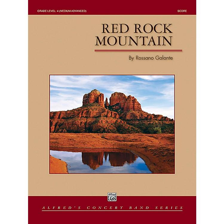 AlfredRed Rock Mountain - Grade 4 (Medium Difficult)