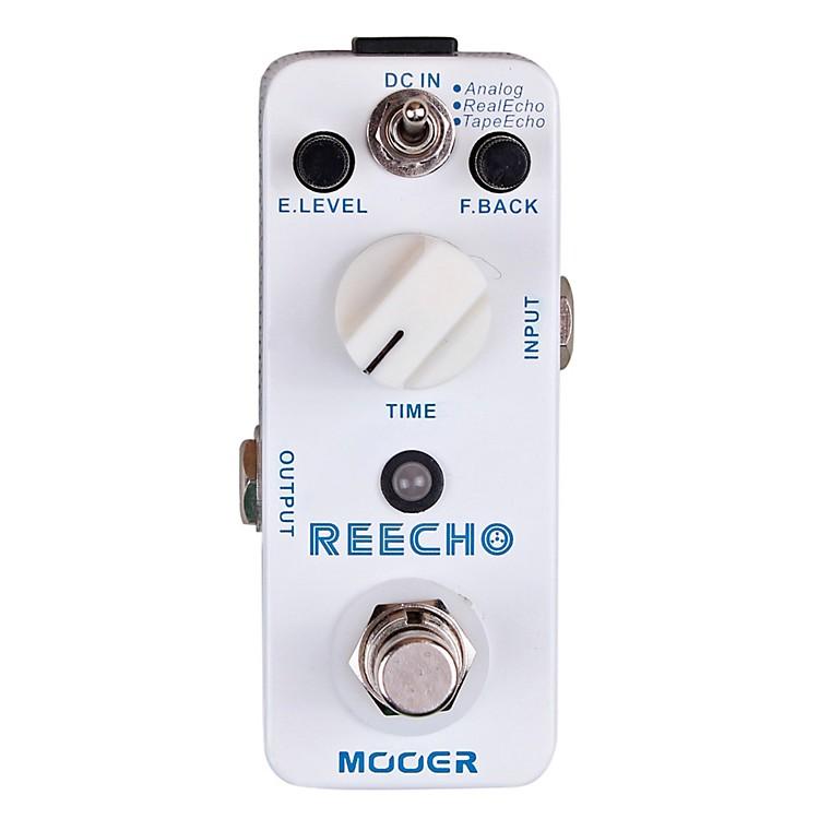 MooerReecho Digital Delay Guitar Effects Pedal