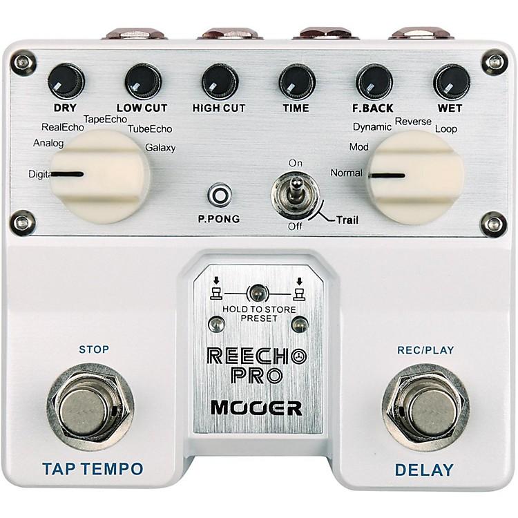 MooerReecho Pro Delay Effects Pedal