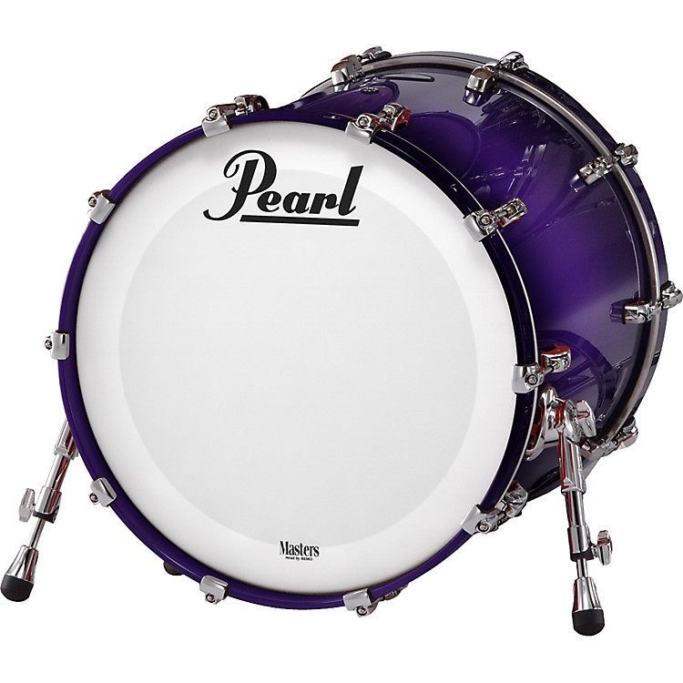 Pearl Reference Bass Drum Purple Craze 22 X 18