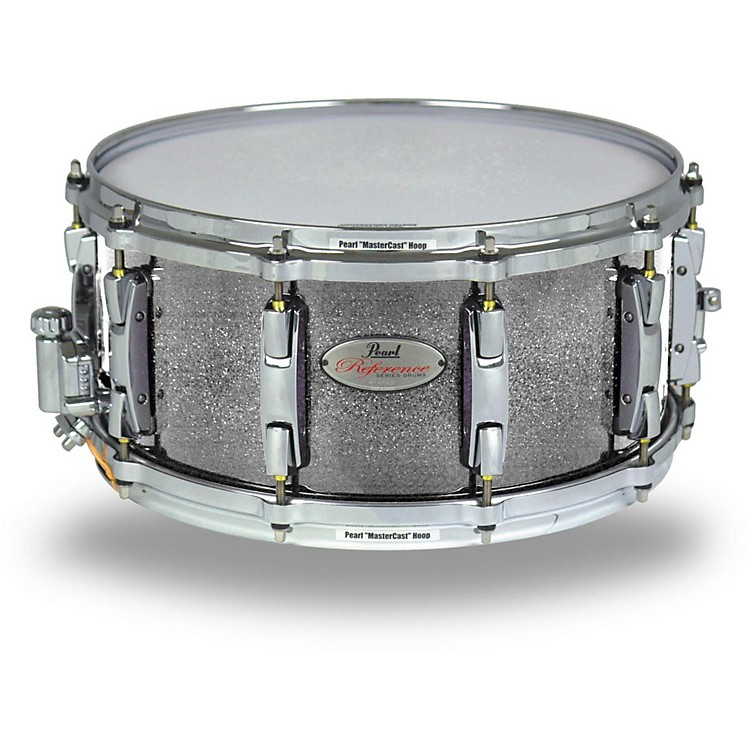 Pearl Reference Snare Drum Granite Sparkle 13 X6.5