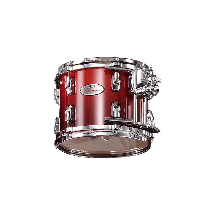 PearlReference Tom DrumScarlet Fade13 X 10