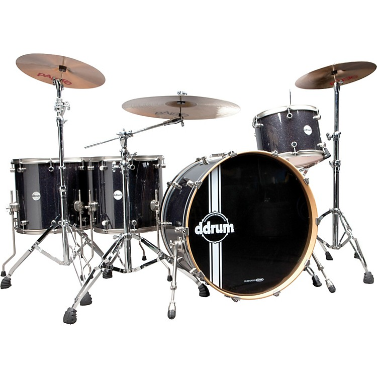 Ddrum Reflex Bombardier 5-Piece Shell Pack Galaxy Sparkle