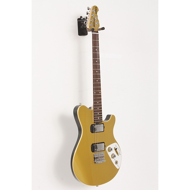 Music Man Reflex HH Electric Guitar Vintage Gold 886830360206