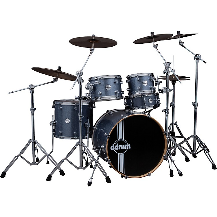 ddrum Reflex Tour 5-Piece Shell Pack