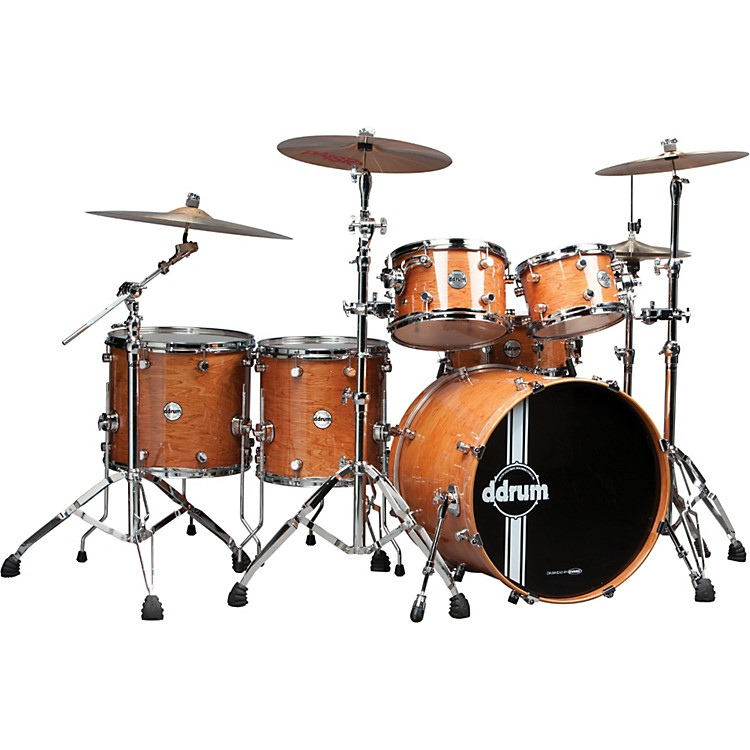 Ddrum Reflex Uptown Exotic 6-Piece Shell Pack