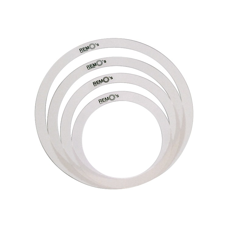 Remo RemOs Tone Control Rings Pack - 10