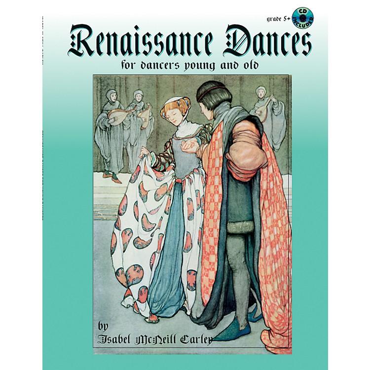 AlfredRenaissance Dances Book/CD